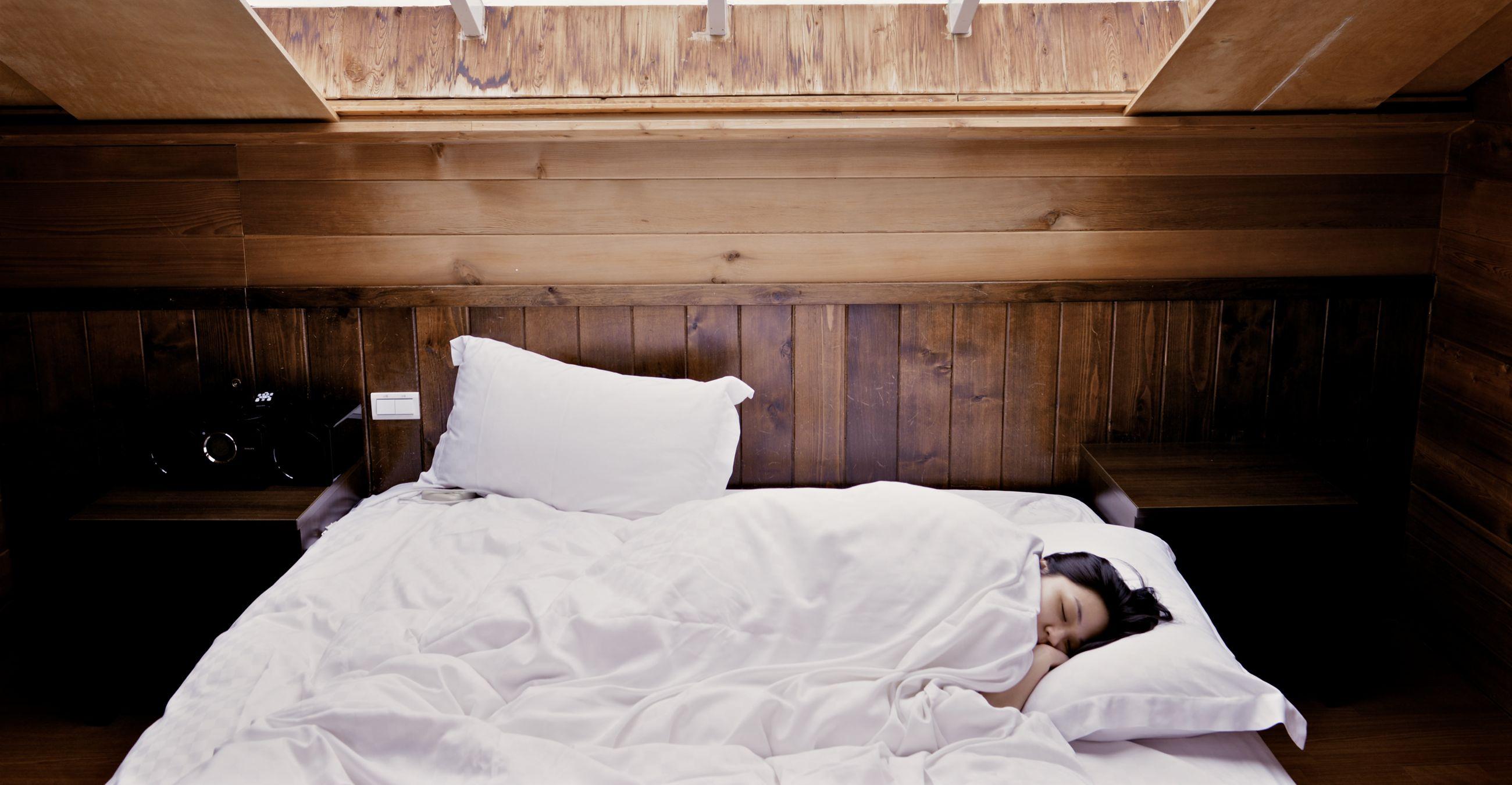 keystone habits sleep