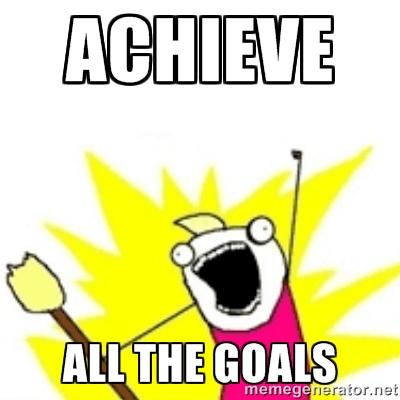 achieve all goals